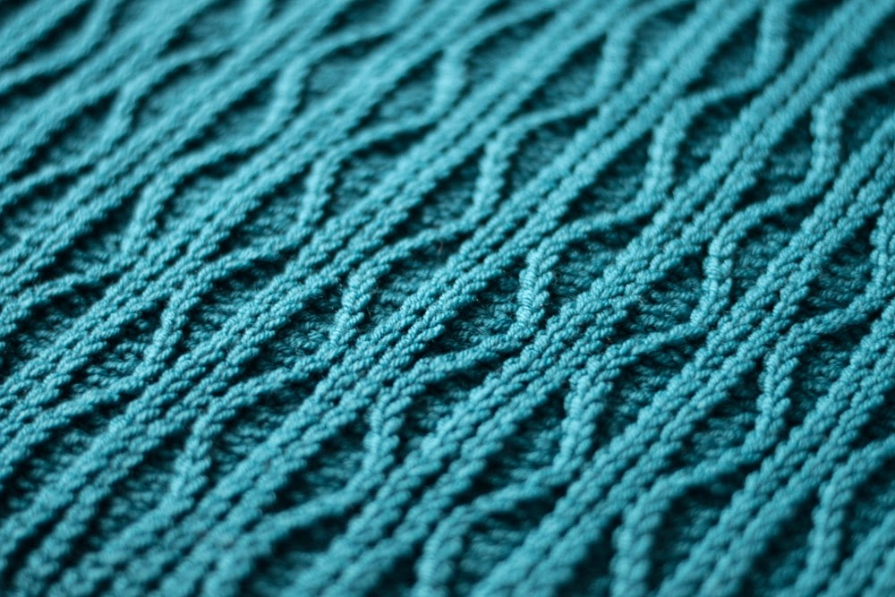 Textured Knitting Stitches : Cup of Stitches: Tips on Crochet Slip-Stitching