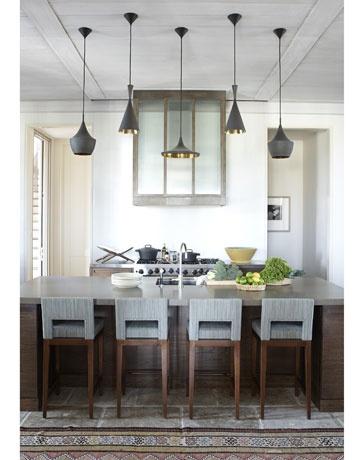 Vidéki konyha: Fények a konyhában II. - Az étkező megvilágítása