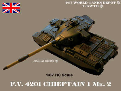 1 87 world tanks depot 1 87wtd online shop no 6 british fv no 6 british fv 4201 chieftain 1 mk2 heavy tank 1 87 h0 scale tank sciox Choice Image