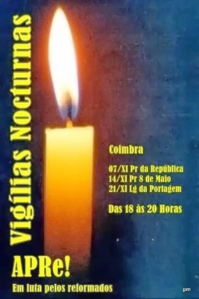 Vigília - Coimbra