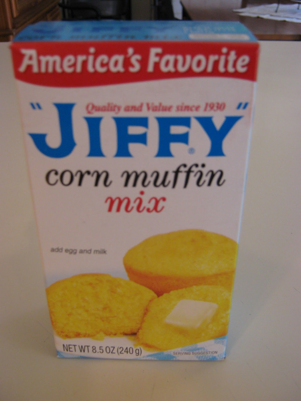 Fake It Frugal Fake Jiffy Cornbread Mix