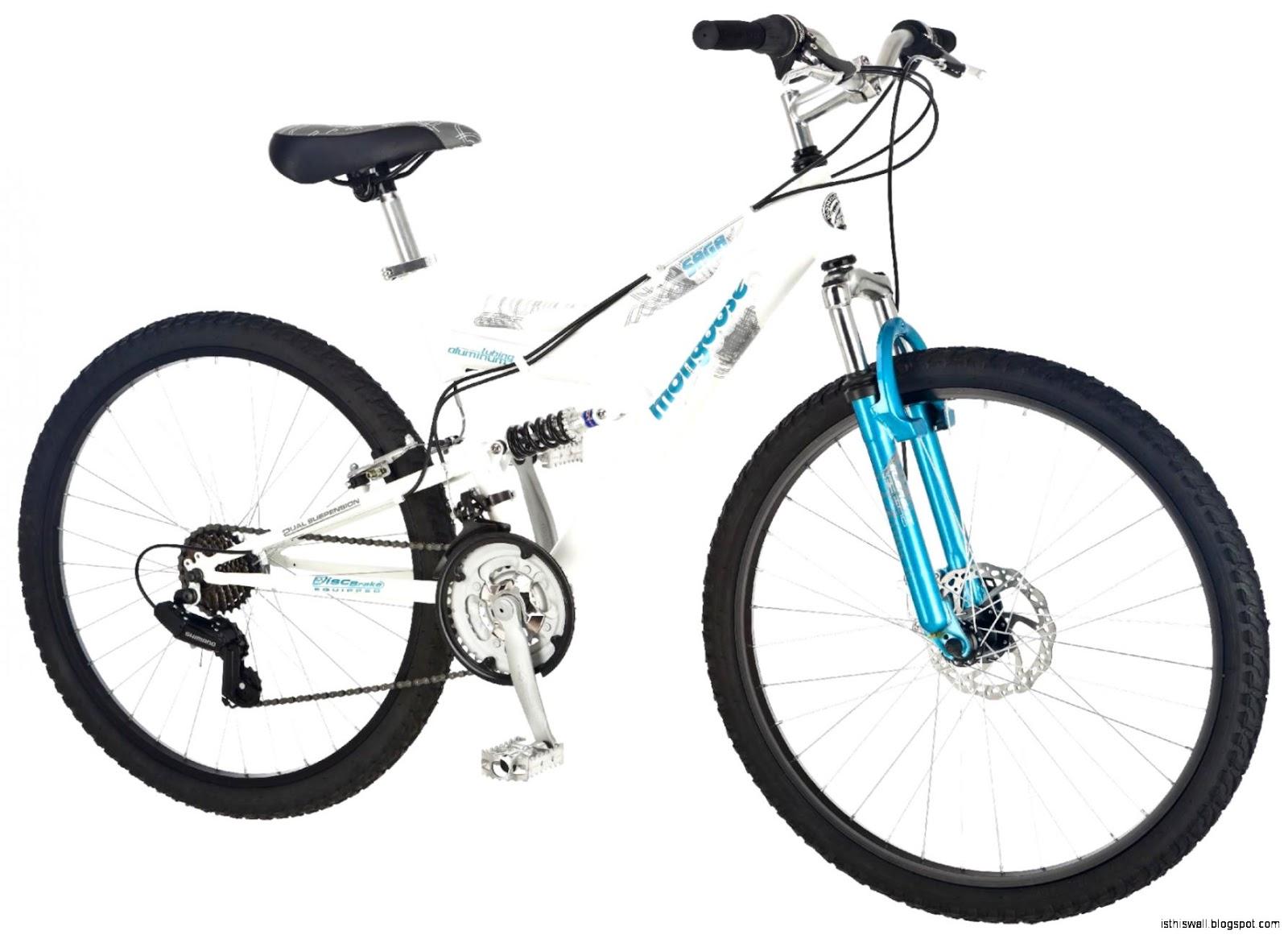 Mongoose Mountain Bike Girls