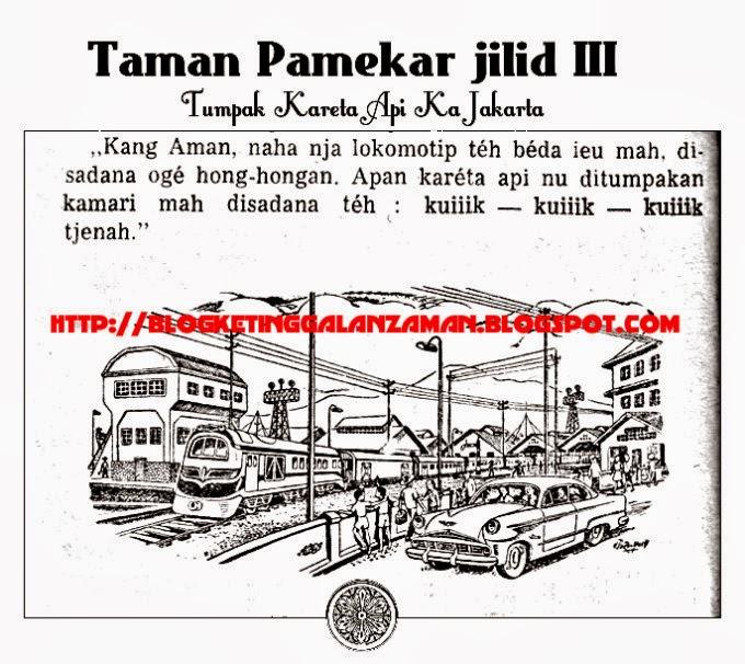 Carpon Tina Buku Basa Sunda Taman Pamekar Jilid III