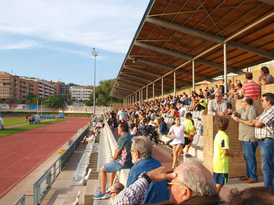 Club futbol gav gav 2 0 vilassar mar for Trabajo en gava