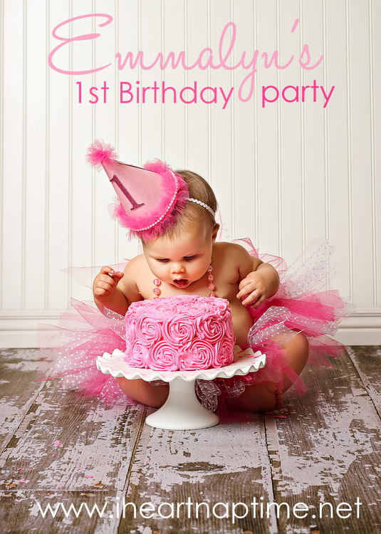 Remarkable Girls 1st Birthday Party Ideas 535 x 750 · 275 kB · jpeg