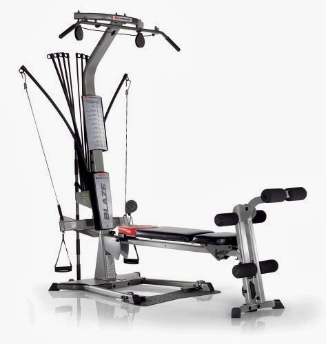 Health And Fitness Den: Bowflex Blaze Home Gym With Over