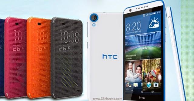 HTC giới thiệu smartphone tầm trung Desire 820s