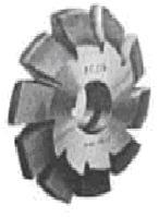 Gambar 3.8 Pisau Frais Bergigi
