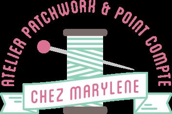 atelier patchwork chez Marylene