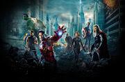 The Avengers 2012 HQ