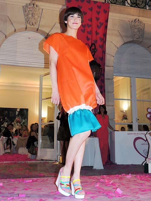 Agatha Ruiz de La Prada primavera verano 2014 vestidos.