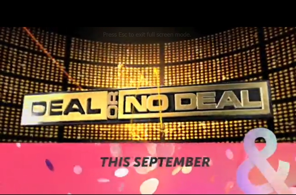 Deal Or No Deal 2015 Game Show on and TV wiki, &TV Deal Or No Deal Contestants List, starting date, Deal Or No Deal host, timing, promos, winner list