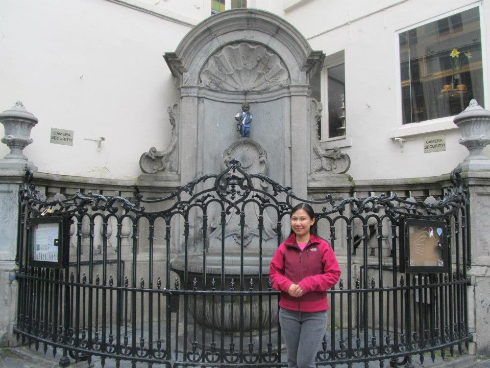 Brussels Belgium Manneken Pis