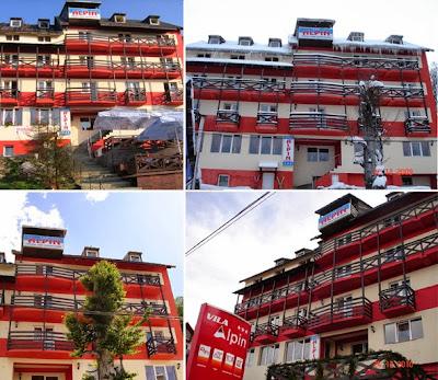 Vila Alpin-Straja, la fel de primitoare si vara si iarna