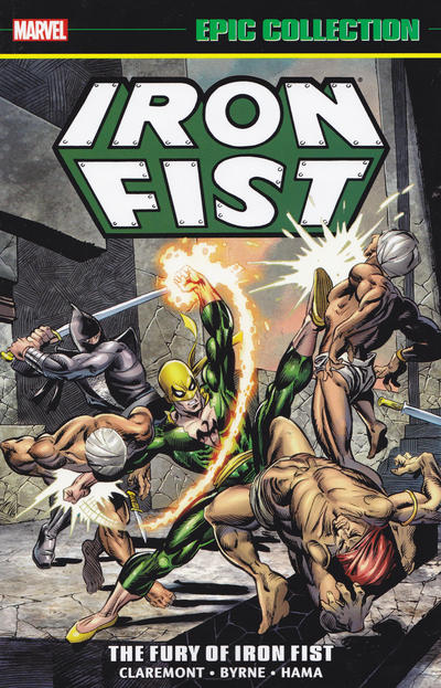 The FURY Of IRON FIST!