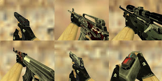 cs 1.6 silah skinleri