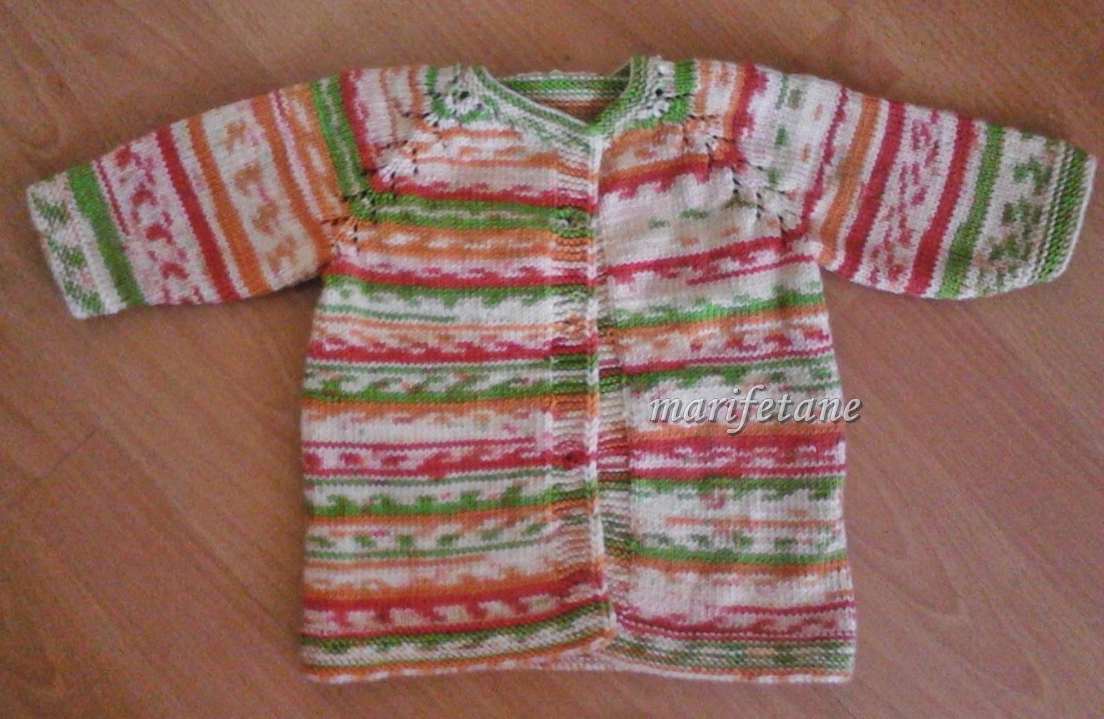 knitting vest