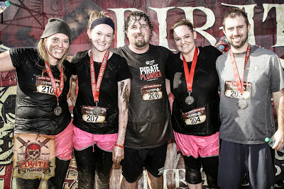 Pirate Plunder Adventure Race - Yakima, WA