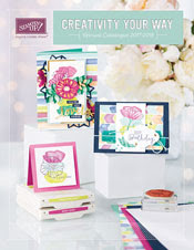 2017-18 Stampin' Up Catalogue