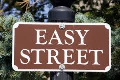Easy Street Mystery    November 2012