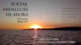 II Encuentro Poetas Andaluces de Ahora