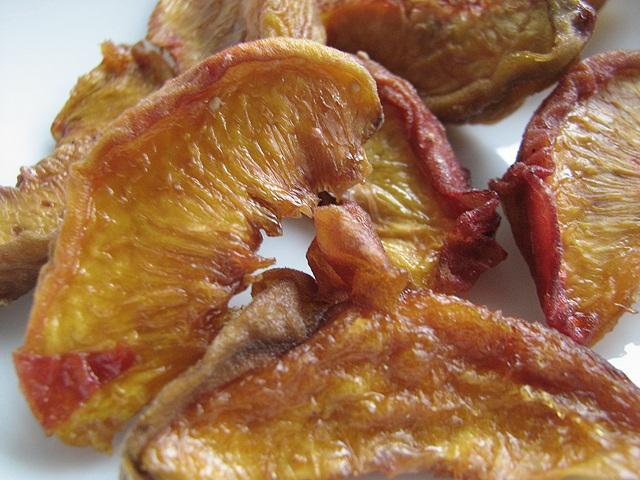 Сушка персиков в домашних условиях 650