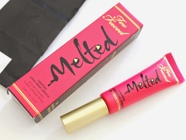 Too Faced Melted Liquified Long Wear Lipstick - Melted Candy.