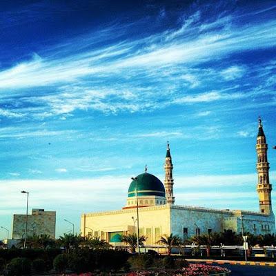 مسجد الوزان في غرب مشرف الكويت الخريطة والعنوان