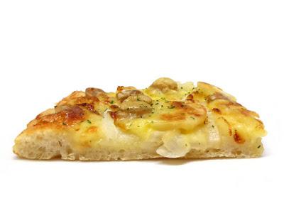 ポテトとハーブソーセージのピザ(PIZZA -POMME DE TERRE ET SAUCISSES-) | MAISON KAYSER(メゾンカイザー)