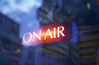 On Air Sign image from Bobby Owsinski's Big Picture production blog