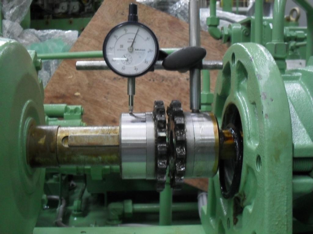 Technicainthai alignment pump motor for Pump motor shaft alignment tools