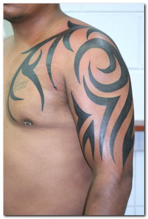 tribal tattoos -36