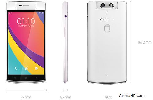 Oppo N3 Spesifikasi dan Harga