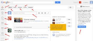 Cara Mendaftar Google Plus (Google+)