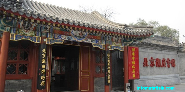satu dari Tempat-tempat Paling Berhantu dalam Legenda Beijing infometafisik.com
