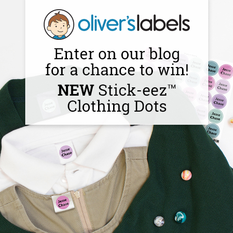 Oliver S Labels Enter For A Chance To Win New Stick Eez