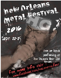 NEW ORLEANS METAL FESTIVAL 2016