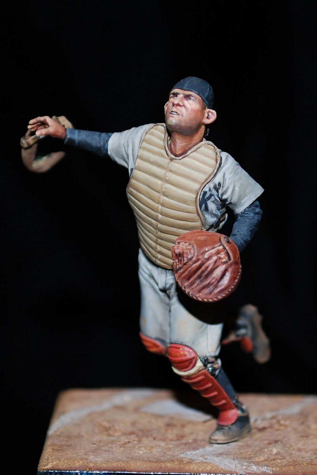 Horan figure of the week yogi berra planetfigure for Andreas heintz
