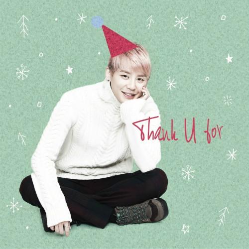 Junsu JYJ Thank U For