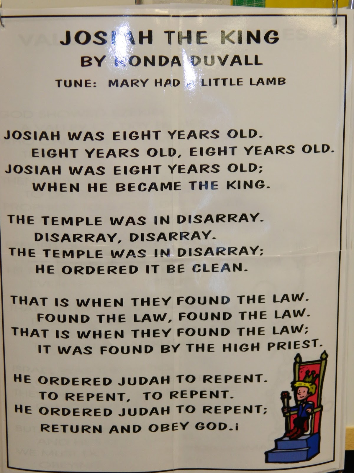 Bible lesson josiah finds the law of the lord - Bible Lesson Josiah Finds The Law Of The Lord 2