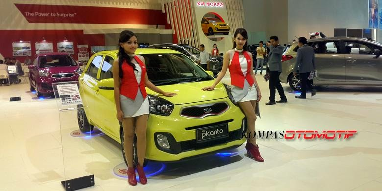 SPG KIA All New Picanto IIMS 2014