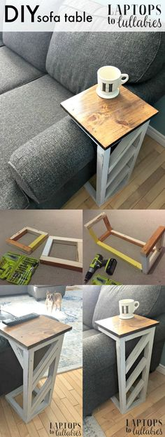Featured furniture DIY