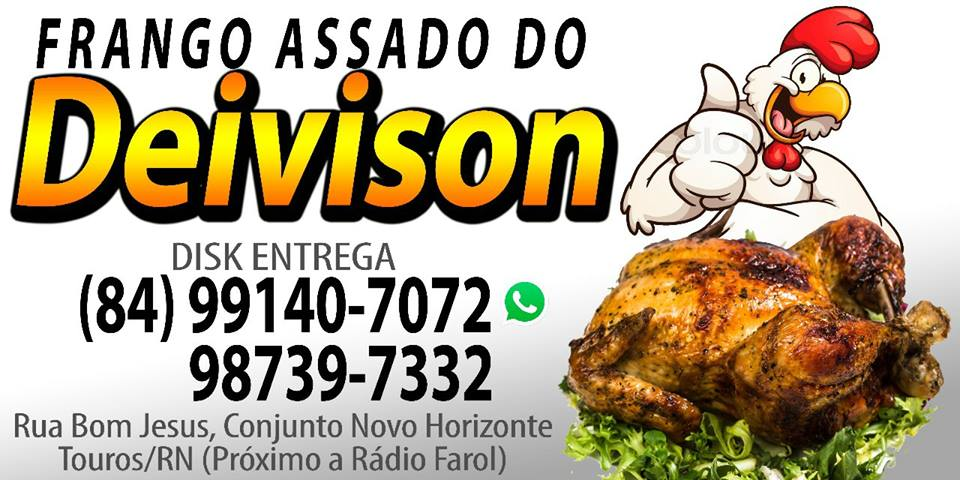 FRANGO ASSADO DO DEIVISON