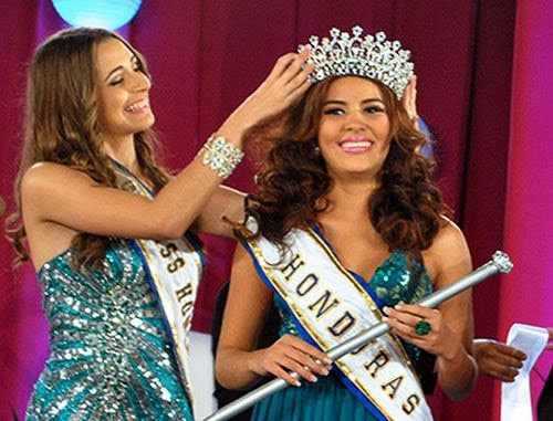 Missing since Thursday | Corpse found: Miss Honduras is dead