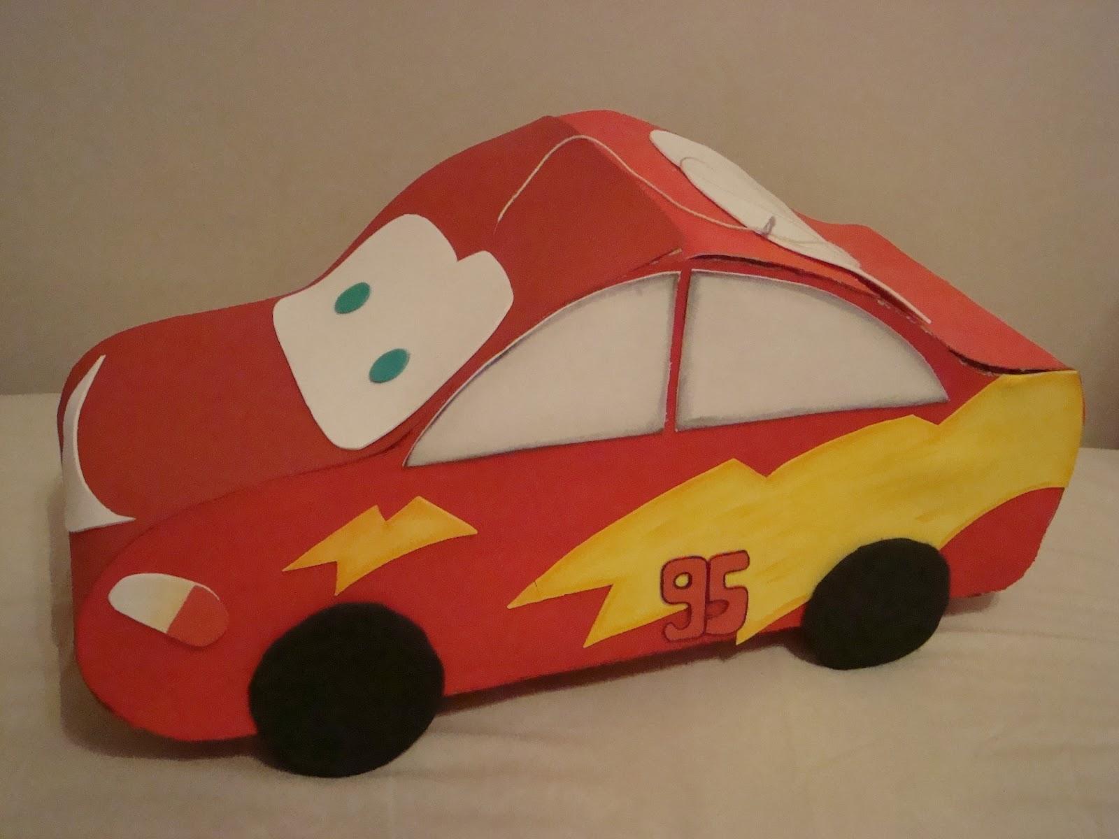 Car en goma eva moldes - Imagui