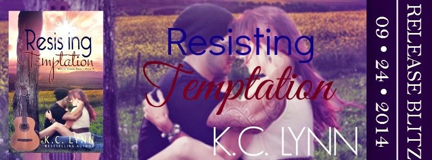 Release Blitz + Giveaway – Resisting Temptation by K.C. Lynn