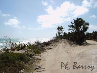 paysages du Mexique Sian Ka'an blog photo voyage yucatan
