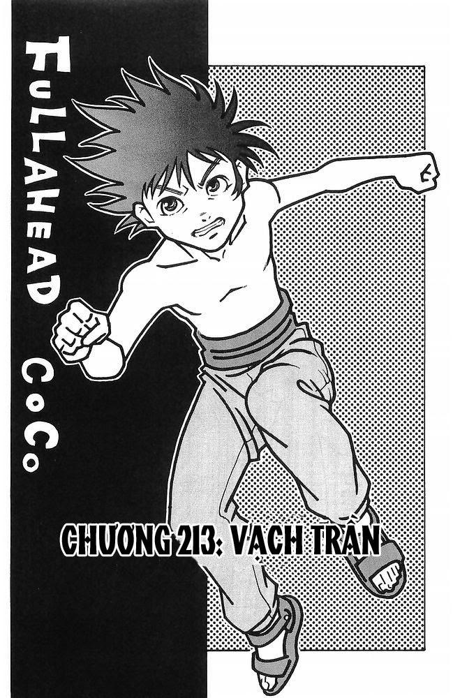 Vua Trên Biển – Coco Full Ahead chap 213 Trang 2 - Mangak.info