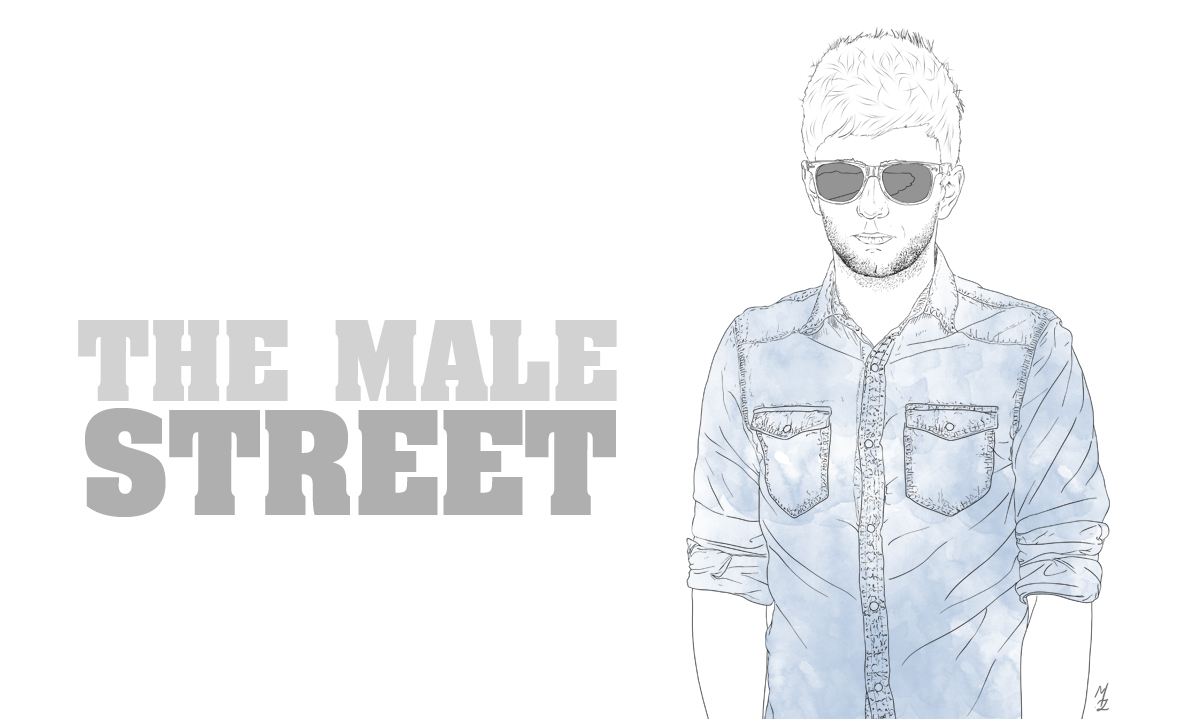 THE MALE STREET