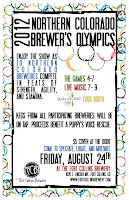 2012 Northern Colorado Brewer's Olympics